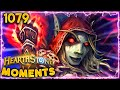 I CAN'T BELIEVE WHAT I JUST SAW | Hearthstone Daily Moments Ep.1079