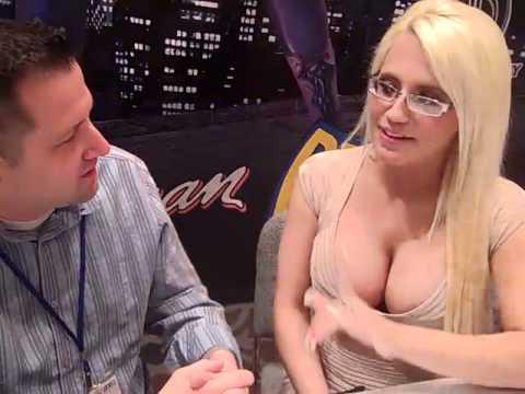 Jacky Joy AVN Interview 2012