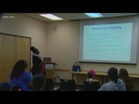 Charlotte school hosts bullying prevention event