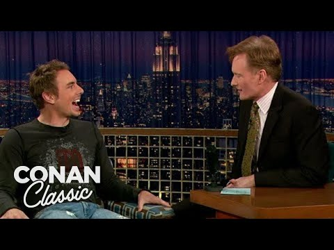 "Dax Shepard's Confusing Encounter With Mike Tyson -  ""Late Night With Conan O'Brien"" 11/13/06"