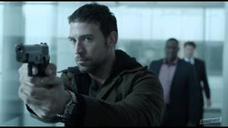 Hunted Season 1: Episode 5 Clip -- Aidan Attempts to Escape