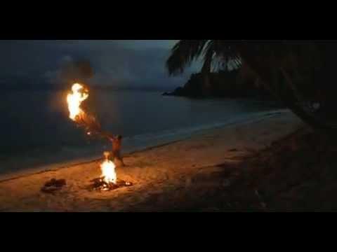 O Naufrago - Cena Do Fogo.avi