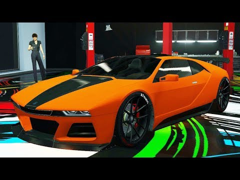 NEW BMW i8 IN GTA ONLINE! - Grand Theft Auto 5 Multiplayer - Part 557