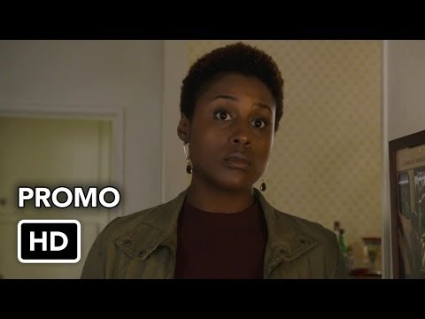"""Download Insecure 1x03 Promo """"Racist as F**k"""" (HD)"""