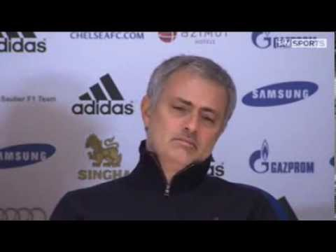 """I don't give a shit!"" Full Interview! Hilarious Mourinho vs Allardyce - Chelsea vs West Ham"