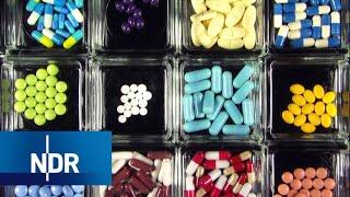 Ärzte, Medikamente und das große Geld | Doku | 45 Min | NDR