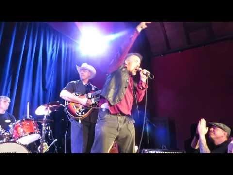 "The Reverend Horton Heat w/Jello Biafra-""Too Drunk To Fuck""-LIVE The Chapel, San Francisco, 11.20.13"