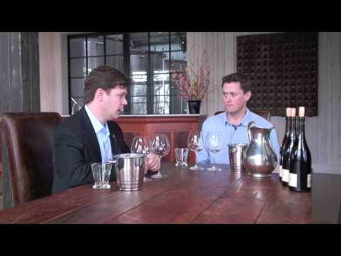 Copain Pinot Noir with Geoff Kruth Part 1 of 4