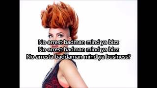 Eva Simons - Policeman Lyrics HD