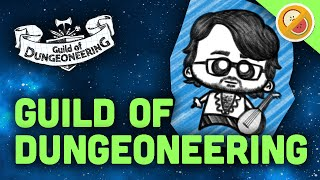 THIS IS HARDER THAN I EXPECTED! | Guild of Dungeoneering Gameplay Let