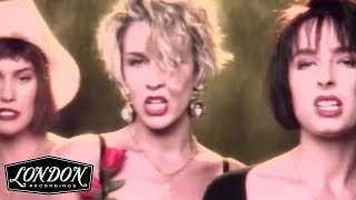 Bananarama - I Can't Help It (Official Video)