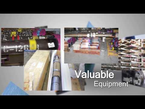 Inventory Management For Oilfield Equipment