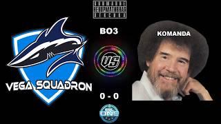 Dota 2🔴Vega Squadron vs. Komanda    BO3   ESL One Katowice: CIS Qualifier