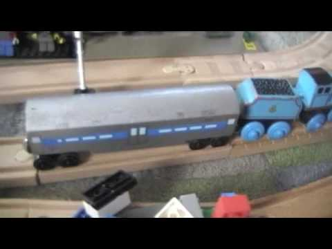 Wooden Railway Thomas and Friends Episode 5: Engin...