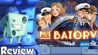 MS Batory Review - with Tom Vasel