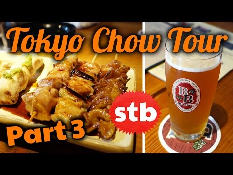 Drinking Craft Brews in Japan at Baird Beer // Tokyo Chow Tour Part 3 // SoloTravelBlog