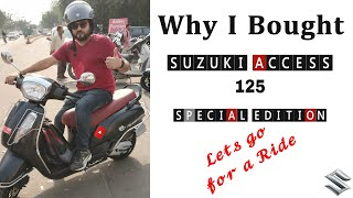 Suzuki Access 125 Special Edition 2018 | Hands On | Quick Review