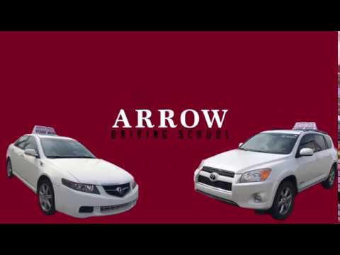 Arrow driving school