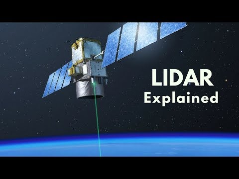 LIDAR Explained: What is LIDAR? How LIDAR Works? LIDAR vs RADAR