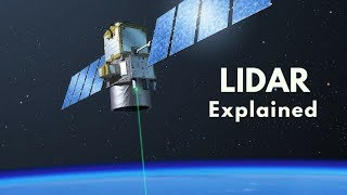 LIDAR Explained: What is LIDAR? How LIDAR Works? LIDAR vs RADAR