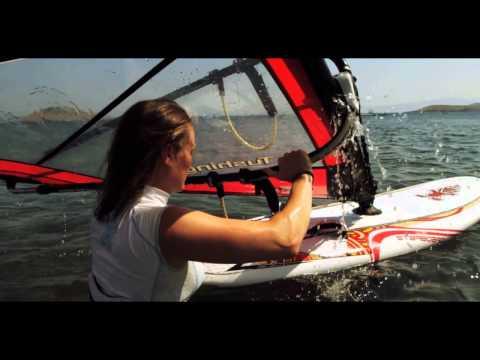 Intermediate Windsurfing - How to Beach Start