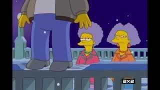 Симпсоны.Смерть Гомера Симпсона...