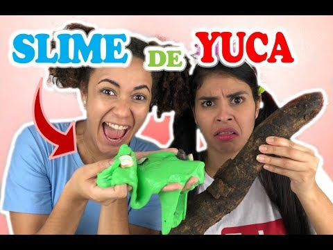 SLIME A ESCONDIDAS CON YUCA ft. Andy Hilario