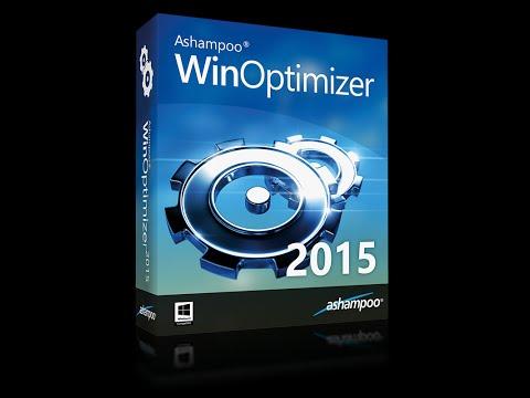 Ashampoo® WinOptimizer 2015, +Serial Original