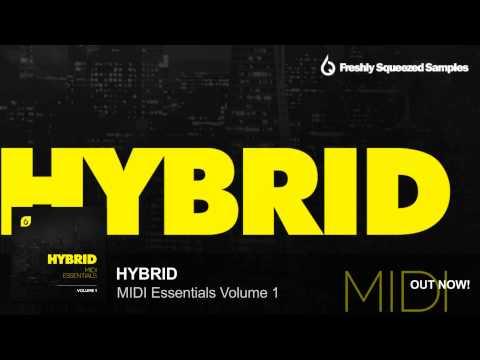 MIDI Files   Hybrid MIDI Essentials Volume 1 (Uplifting Demonstration)