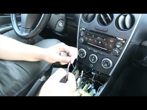 Bluetooth Kit For Mazda 6 2006-2008 By GTA Car Kits