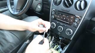 Bluetooth Kit for Mazda 6 2006-2008 by GTA Car Kits