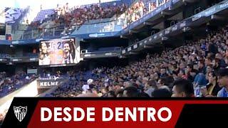 Todos los detalles del Espanyol 0 - Sevilla FC 1