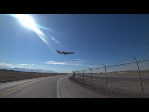 Salt Lake City International Airport Bike Trail