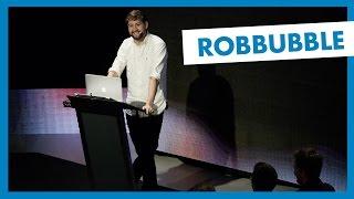 Baixar Keynote   Robin Blase - YouTuber RobBubble   Medienforum 2015