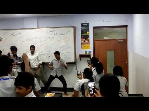 Despacito song Dance In Allen career institute By:- Rahul Yogi Sir