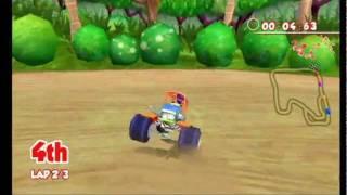 Big Beach Sports 2 - Dune Buggy Race (Amazing Physics)