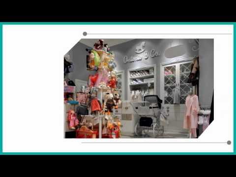 Самые стильные детские магазины. Дизайн бутика