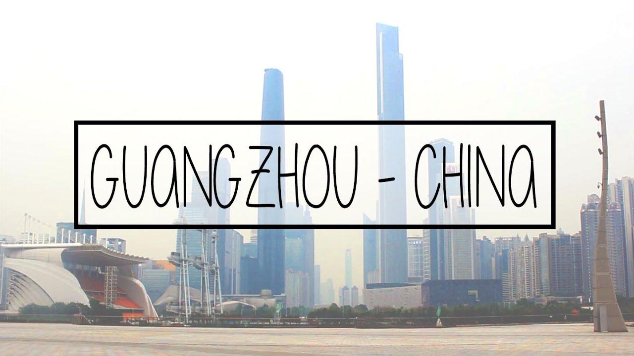 Travel To GuangZhou - China \\ Emma Blunt