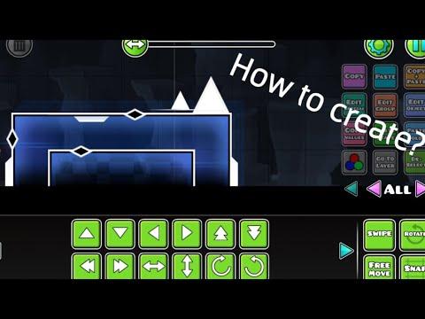 How to create Block desing? [Как сделать блок дизайн?]  Geometry Dash