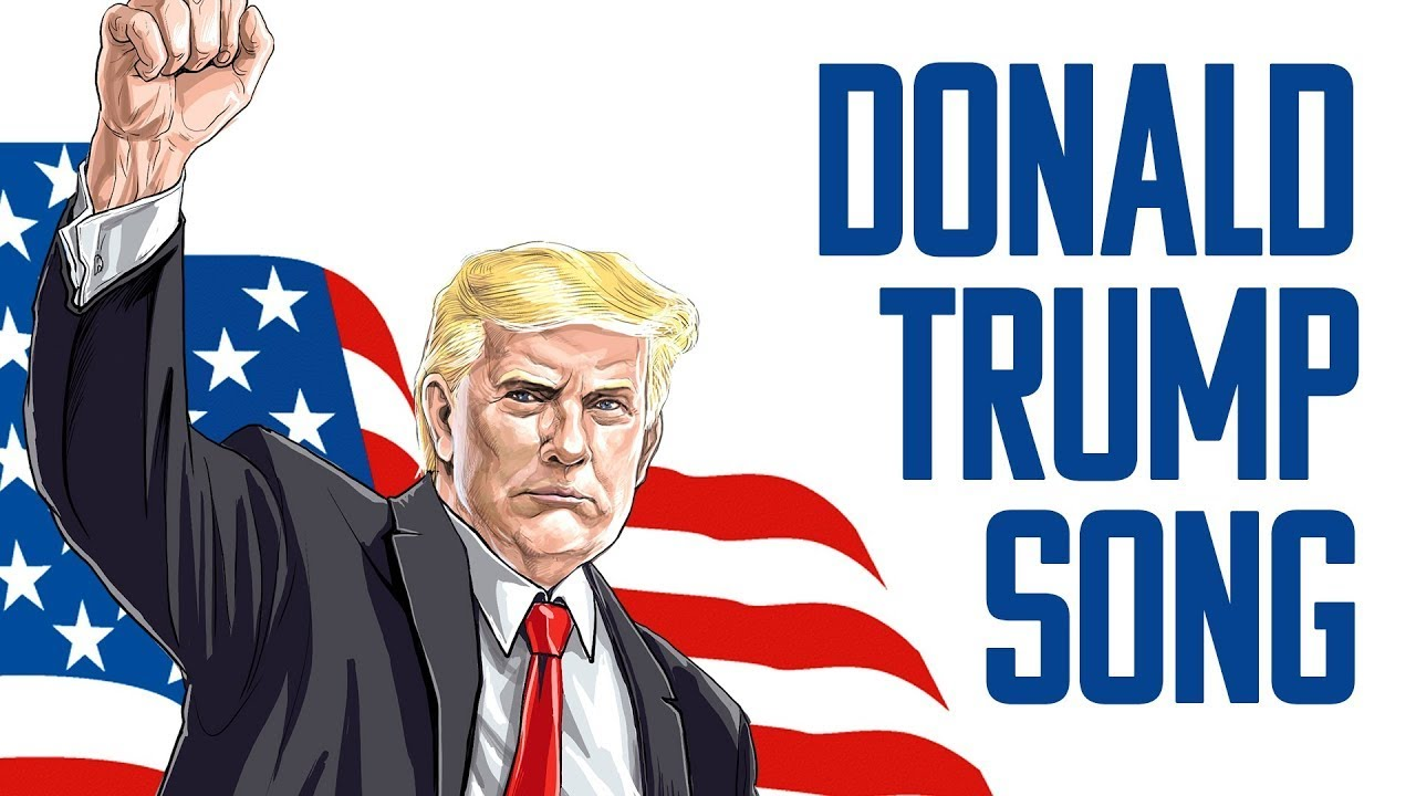"""The song """"Donald Trump"""" (updated)"""