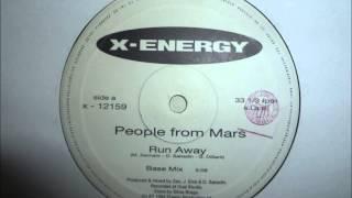 People from Mars - Run Away