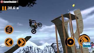 Trial Xtreme 2 Winter  - Motor Bike Games  - Motocross Racing - Video Games For Kids #4
