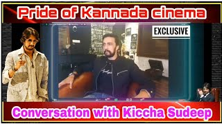 CONVERSATION WITH KICCHA SUDEEP | Visionnaire Ent Live Full Video | Exclusive Highlight of Sudeep