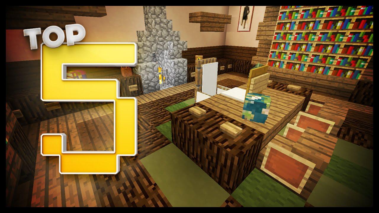 Minecraft  Office Designs & Ideas Youtube