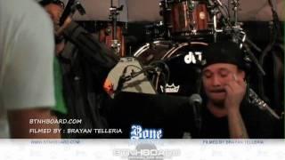 Bone Thugs N Harmony - Rebirth (LIVE) @ Think Tank 3