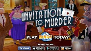 BINGO Blitz - Invitation to Murder Trailer