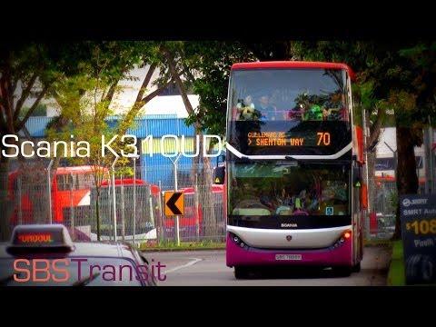 SBS7888K on 70 - Scania K310UD (SBS Transit)