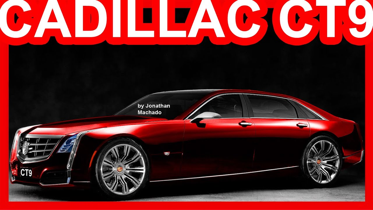 photoshop cadillac ct9 flagship 2019 #cadillac @ futuro concorrente