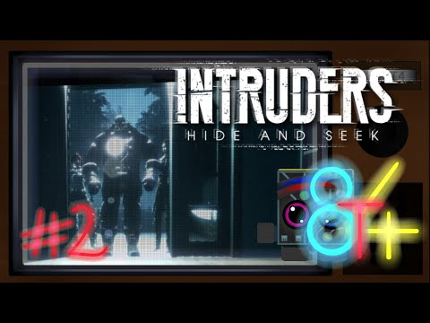 This is My House!! INTRUDERS: Hide and Seek - Part 2 - 8T4 |
