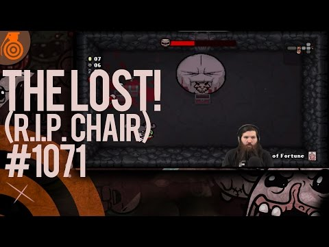 THE LOST! (R.I.P. Chair) - #1071